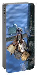 Love Lock Portable Battery Charger