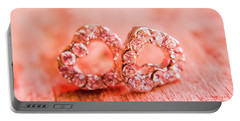 Love Of Crystals Portable Battery Charger