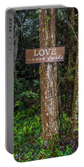 Love On A Tree Portable Battery Charger