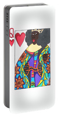 Love Queen Portable Battery Charger