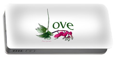 Love Shirt Portable Battery Charger