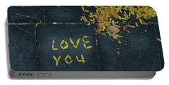 Love You Portable Battery Charger