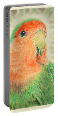 Lovebird Pilaf Portable Battery Charger
