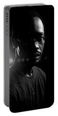 Portable Battery Charger featuring the photograph Loved. by Eric Christopher Jackson