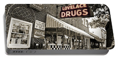 Lovelace Drugs Portable Battery Charger