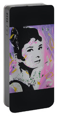 Lovely Audrey Portable Battery Charger