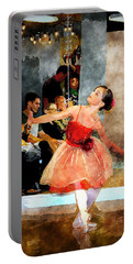 Lovely Ballerina Portable Battery Charger