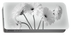 Lovely Gerberas Portable Battery Charger