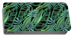 Lovely Green  Portable Battery Charger
