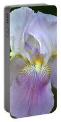Portable Battery Charger featuring the photograph Lovely In Lavender by Sheila Brown