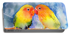 Lovebird Portable Batteries Chargers