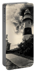Low Head Lighthouse Portable Battery Charger