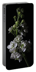 Low Key Flowers Portable Battery Charger