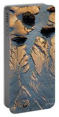 Low Tide Flow, Kettle Cove, Cape Elizabeth, Maine  -66557 Portable Battery Charger