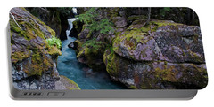 Lower Avalanche Creek Portable Battery Charger