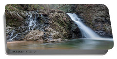 Lower Brasstown Falls Portable Battery Charger