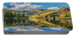Lower Cataract Lake Aspen Portable Battery Charger