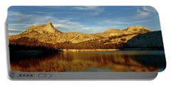 Lower Cathedral Lake Late Afternoon Portable Battery Charger