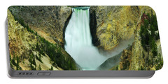 Lower Falls No Border Or Caption Portable Battery Charger