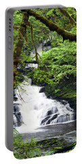 Lower Lunch Creek Falls Portable Battery Charger