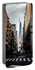 Lower Manhattan Portable Battery Charger