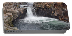 Lower Mccloud Falls Portable Battery Charger