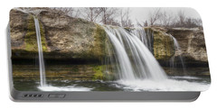 Lower Mckinney Falls Portable Battery Charger