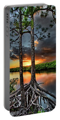 Loxachatchee Sunset Portable Battery Charger