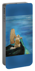 Loyal Mermaids Friend Portable Battery Charger