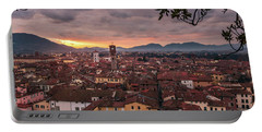 Lucca In Tuscany Portable Battery Charger