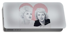 Lucille And Vivian Portable Battery Charger