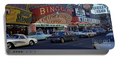 Lucky Strike Club, Las Vegas Portable Battery Charger
