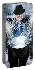 Portable Battery Charger featuring the photograph Lucky Strike by Jorgo Photography - Wall Art Gallery