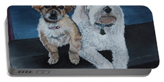 Lucy And Colby Portable Battery Charger