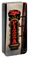 Luigi's City Pizza Nashville Portable Battery Charger