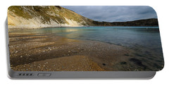 Lulworth Cove Portable Battery Charger