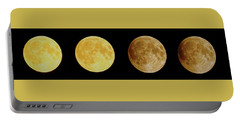 Lunar Eclipse Progression Portable Battery Charger