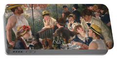 Painting - Luncheon Of The Boating Party By Renoir by Travel Pics