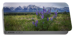 Lupine Beauty Portable Battery Charger by Chad Dutson