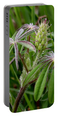 Lupine Bud Portable Battery Charger