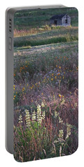 Lupine Portable Battery Charger by Laurie Stewart