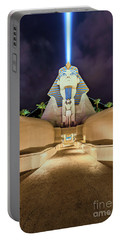 Luxor Casino Egyptian Sphinx Las Vegas Night Portable Battery Charger