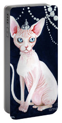 Luxurious Sphynx Portable Battery Charger