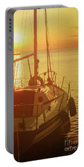 Luxury Yacht Portable Battery Charger