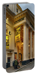 Lyceum Theatre London Portable Battery Charger by Shirley Mitchell