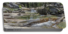 Lyell Fork Tuolomne River Yosemite National Park Portable Battery Charger