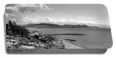 Lyme Regis And Lyme Bay, Dorset Portable Battery Charger by John Edwards