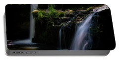 Lynn Mill Waterfalls Portable Battery Charger