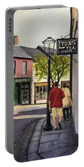 Lyons Tea Portable Battery Charger