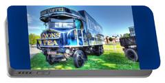 Lyons Tea Van Portable Battery Charger
